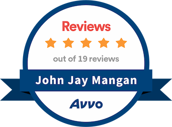 Reviews John Jay Mangan Avvo. 97% of US lawyers are rated with unsolicited reviews and detailed profiles by Avvo, a unit of Martindale-Avvo, formerly Martindale-Hubbell.